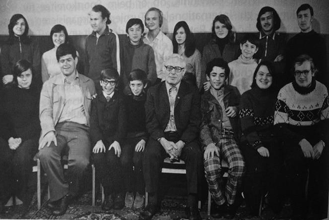 Botvinnik en Jussupov 2